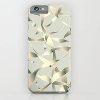 iPhone & iPod Case featuring Silver Light Buds by Angelo Cerantola
