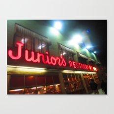 Juniors NYC Canvas Print