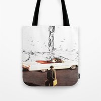 Drive It All Over Me Tote Bag