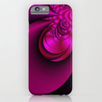 Pink Abyss iPhone 6 Slim Case