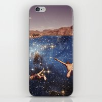 Dive In iPhone & iPod Skin