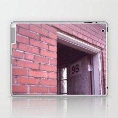 door 98 Laptop & iPad Skin