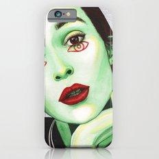 Close Up 2 iPhone 6 Slim Case