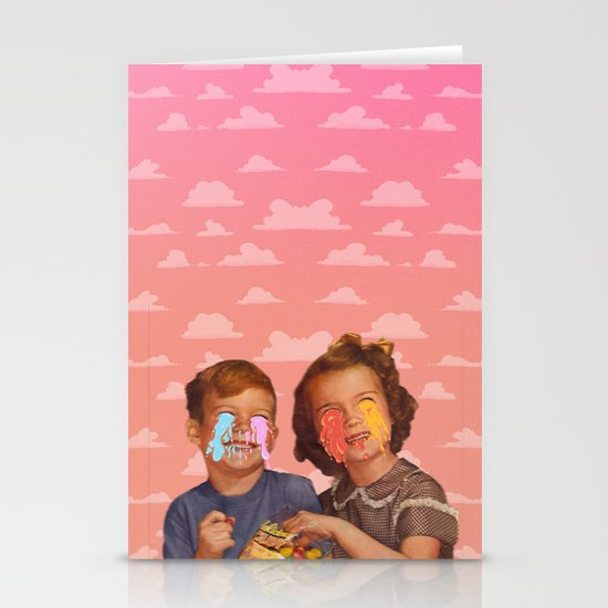 Delicious Candy Stationery Card