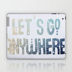 Anywhere Laptop & iPad Skin