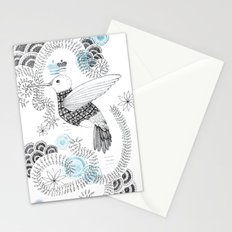 Blue King 2 Stationery Cards