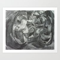 Mobius One Art Print
