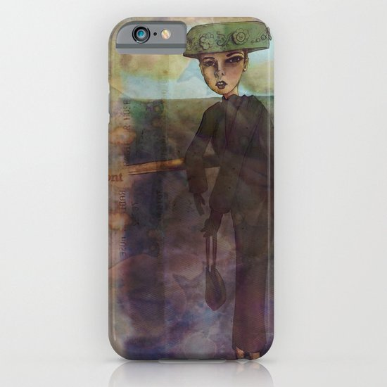 Du Pont II iPhone & iPod Case