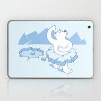 ice ballet Laptop & iPad Skin