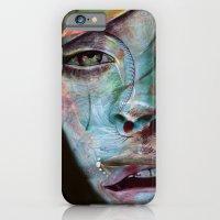 iPhone & iPod Case featuring Melancholy by Irmak Akcadogan