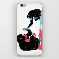 Monkey See Monkey Do iPhone & iPod Skin
