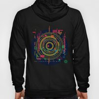 chaos vs order - the labyrinth within v2 Hoody