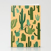 The Snake, The Cactus An… Stationery Cards