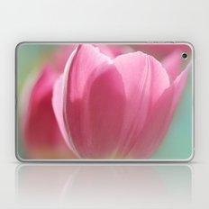 PINK TULIPS Laptop & iPad Skin