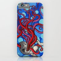 The Enigma of a Full Belly iPhone 6 Slim Case