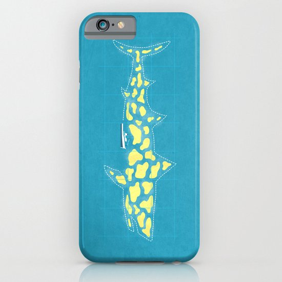 Looking For The Jaguar Shark iPhone & iPod Case