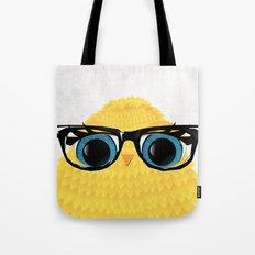 Nerd Chick Tote Bag