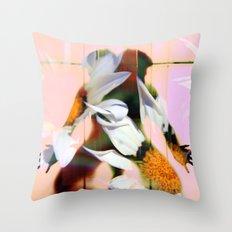 Body Language 10 Throw Pillow