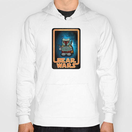 Bear Wars - Bobba Furry Hoody