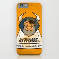 iPhone & iPod Case featuring Odin - Odinsleep Mattresses by subpatch