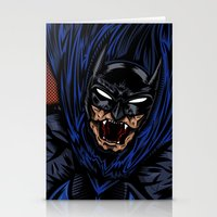 Creature Of The Night Stationery Cards