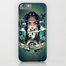 OVER YOUR DEAD BODY iPhone 6 Slim Case