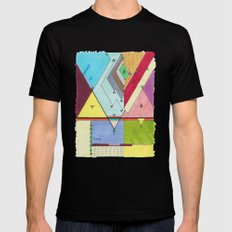 Prism # 1 Mens Fitted Tee Black SMALL