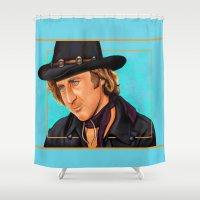 The Wilder Jim Shower Curtain