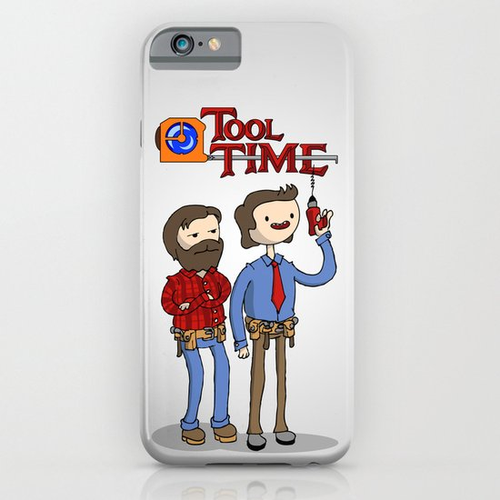 tool time. iPhone & iPod Case