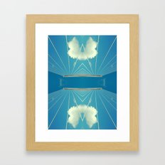 Opening Framed Art Print
