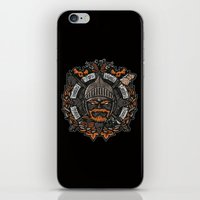 GNG CREST iPhone & iPod Skin