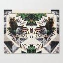 AYAHUASCA CAT (Kaleidoscope)  Canvas Print