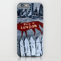 Locals/Only - London iPhone 6 Slim Case