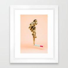 Marllboro Gold Framed Art Print