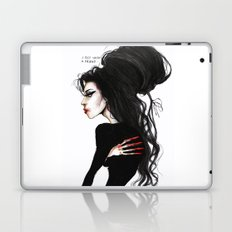 Amy ' I just need a friend'' Laptop & iPad Skin