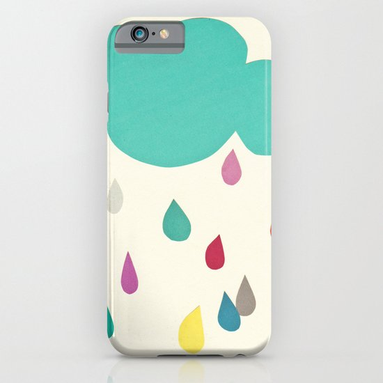 Sunshine and Showers iPhone & iPod Case