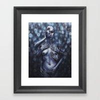 Coagula Framed Art Print