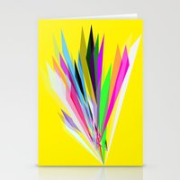 Rainbow Strike Stationery Cards