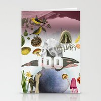 100 Stationery Cards