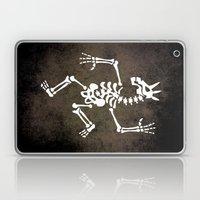 Skeleton Unicorn Dance Laptop & iPad Skin