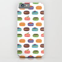 iPhone & iPod Case featuring Sweet Macarons by haidishabrina