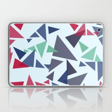 Colorful geometric pattern VI Laptop & iPad Skin