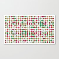 Do Nuts ! Canvas Print
