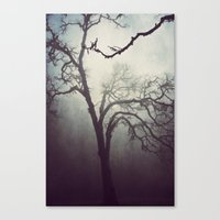 Canvas Print featuring Silent Anticipation by Lawson Images