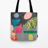 A Bit For You, A Bit For… Tote Bag