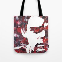 Dark Passenger Tote Bag