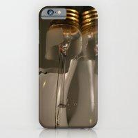 iPhone & iPod Case featuring Reflecting on a Bad Idea by carol ann garner