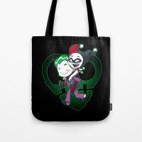 Crazy in Love Tote Bag