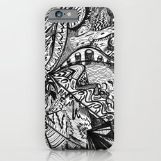BLACK THOUGHTS  iPhone 6s Slim Case