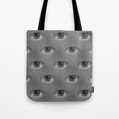 Pop-Art Black And White … Tote Bag